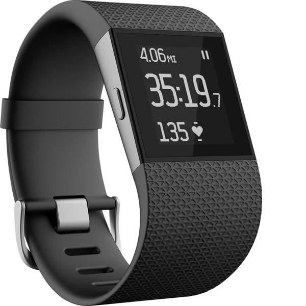 Dispositivi indossabili - FitBit Surge Fitness Tracker S Nero -