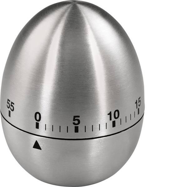 Timer - Xavax Timer uova Acciaio analogica -