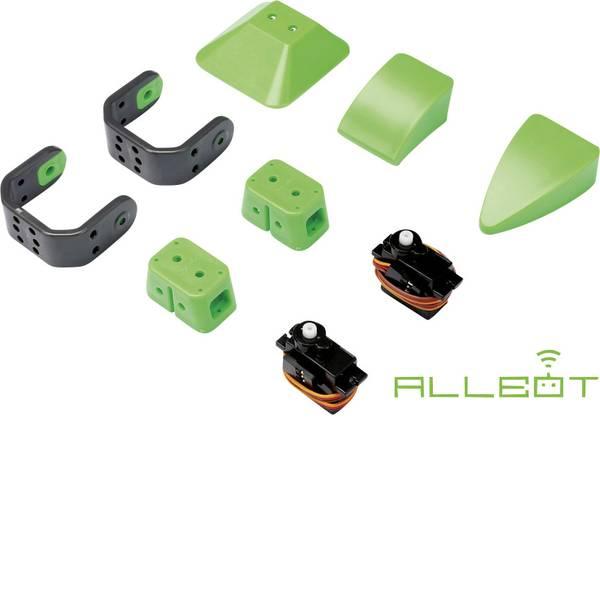 Robot in kit di montaggio - Velleman Robot in kit da montare ALLBOT®-Option Bein mit 2 Servos VR012 Modello (kit/modulo): KIT da costruire,  -