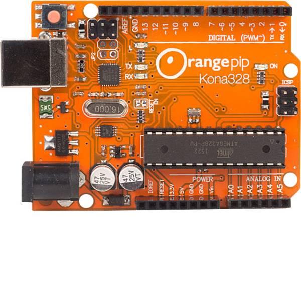 Kit e schede microcontroller MCU - Orangepip Scheda di sviluppo KONA328 ATMega328 -