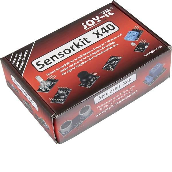 Moduli e schede Breakout per schede di sviluppo - Kit sensori SEN-Kit X40 Arduino, banana pi, Cubieboard, Raspberry Pi®, Raspberry Pi® A, B, B+, pcDuino -