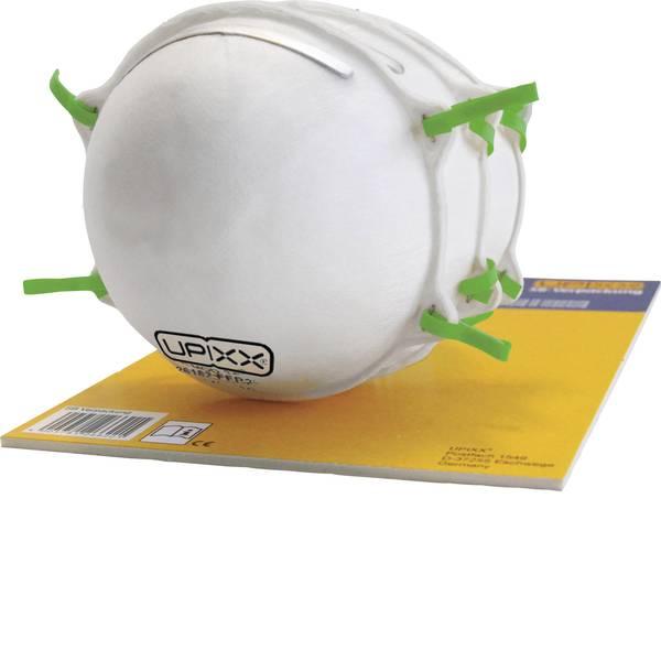 Maschere per polveri fini - Mascherina antipolvere senza valvola FFP1 L+D Upixx 2611SB 3 pz. -