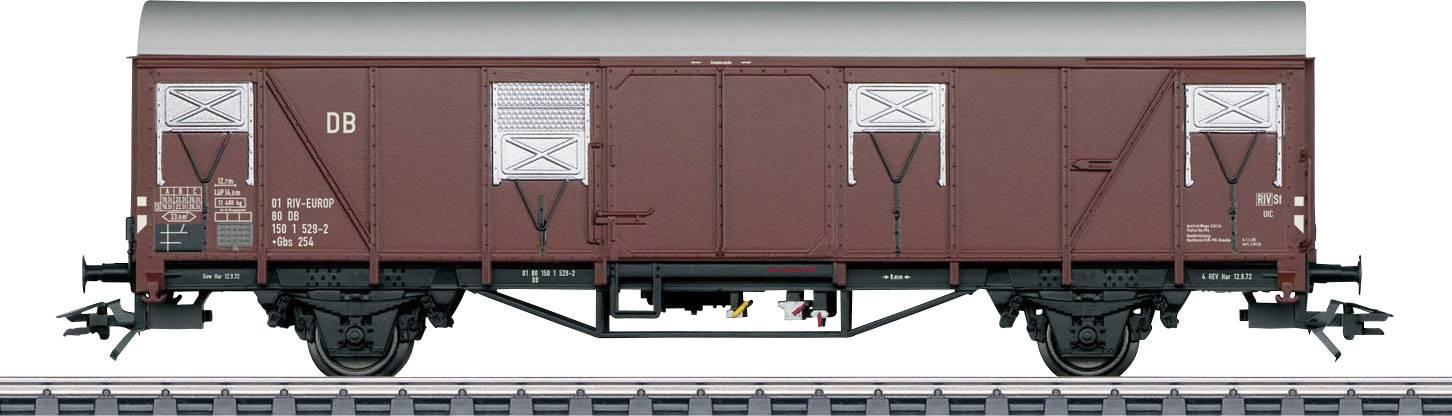 Märklin 47329 H0 Vagone merci Gbs 254 della DB Tempo libero Modellismo (y93)