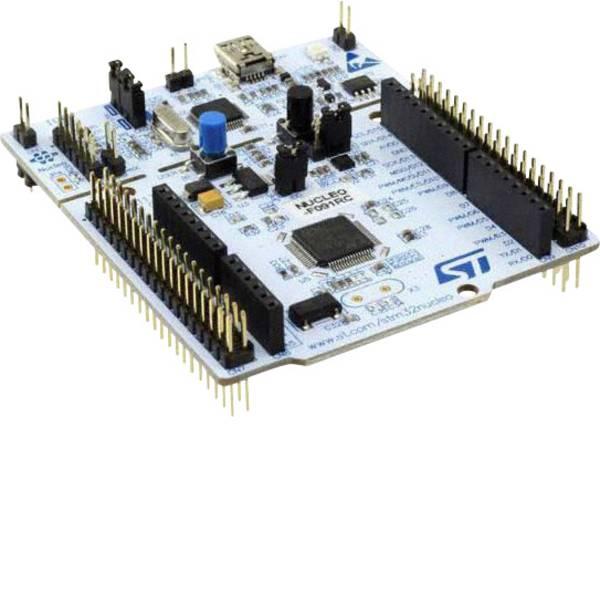 Kit e schede microcontroller MCU - STMicroelectronics Scheda di sviluppo NUCLEO-F091RC STM32 F0 Series -