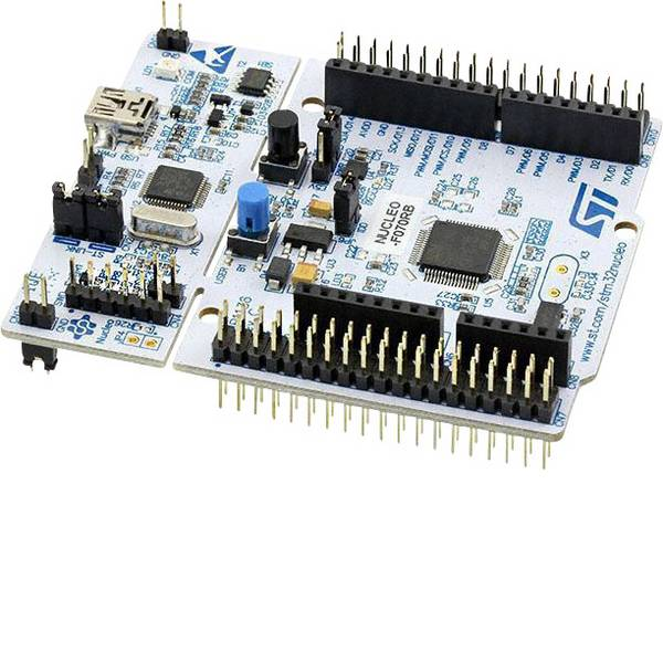 Kit e schede microcontroller MCU - STMicroelectronics Scheda di sviluppo NUCLEO-F070RB STM32 F0 Series -