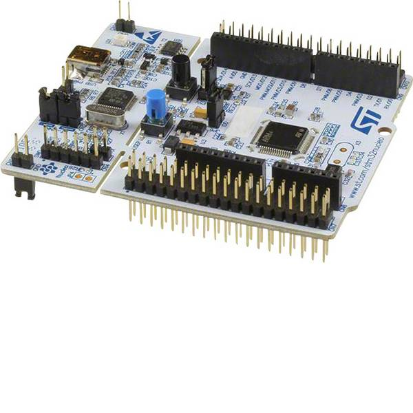 Kit e schede microcontroller MCU - STMicroelectronics Scheda di sviluppo NUCLEO-F446RE STM32 F4 Series -