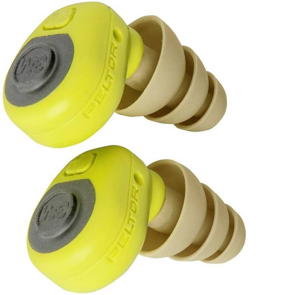 Tappi per la protezione dell`udito - Tappi per le orecchie 38 dB 3M Peltor LEP-100 EU 70071675063 1 KIT -