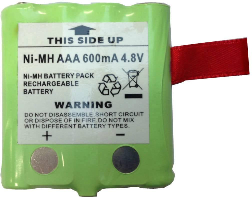 Batteria per ricetrasmittente