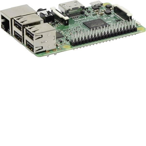Schede di sviluppo e Single Board Computer - Raspberry Pi® 3 B 1 GB 4 x 1.2 GHz Raspberry Pi® -