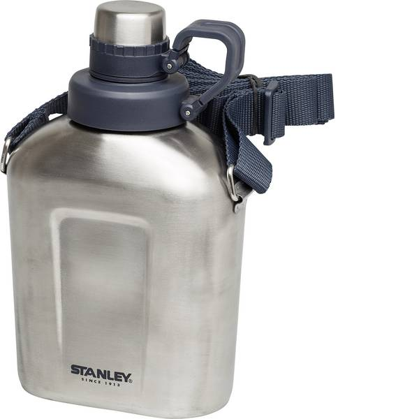 Borracce outdoor - Borraccia Stanley 1000 ml Acciaio inox 10-01930-001 Adventure Feldflasche -