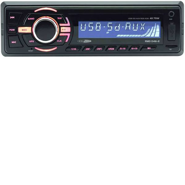Autoradio e Monitor multimediali - Caliber Audio Technology RMD046BT2 Autoradio Vivavoce Bluetooth® -
