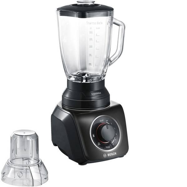 Frullatori - Bosch Haushalt SilentMixx MMB43G2B Frullatore 700 W Nero -