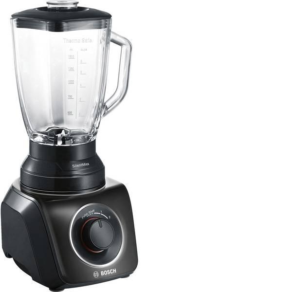 Frullatori - Bosch Haushalt SilentMixx MMB42G0B Frullatore 700 W Nero -