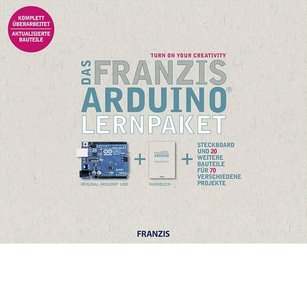 Kit esperimenti e pacchetti di apprendimento - Pacchetto di apprendimento Franzis Verlag Arduino ATMega328 -