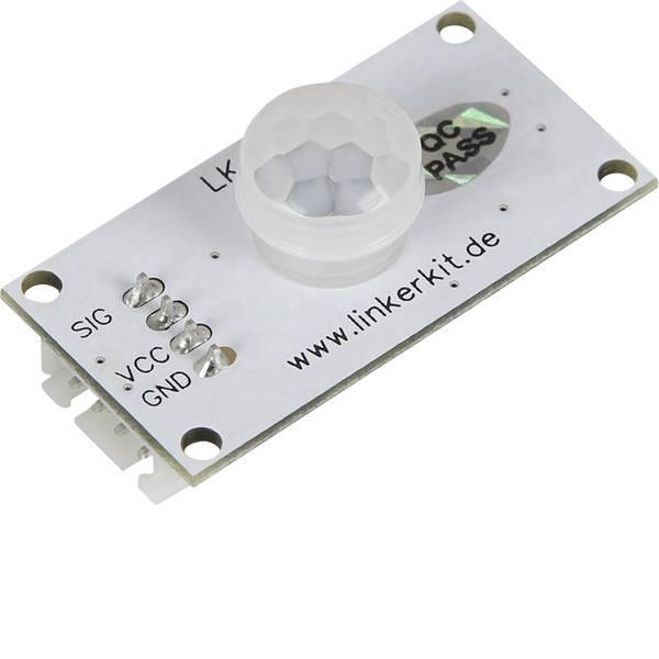 Moduli e schede Breakout per schede di sviluppo - Sensore di movimento Linker Kit LK-sensore PIR Arduino, Raspberry Pi® 2 B, Raspberry Pi® A+, Raspberry Pi® A, B, B+,  -