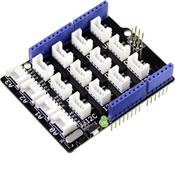 Shield e moduli aggiuntivi HAT per Arduino - Distributore Bus Seeed Studio Grove adatto per serie: Arduino UNO -