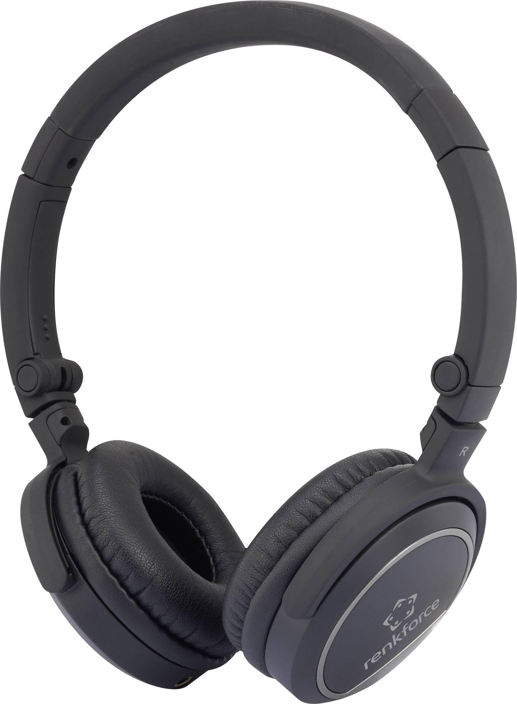 Renkforce HP-P244 Cuffia stereo Cuf
