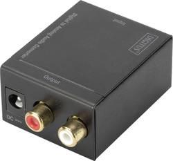Digitus Audio Convertitore DS-40133 [Toslink, RCA Digitale - RCA]