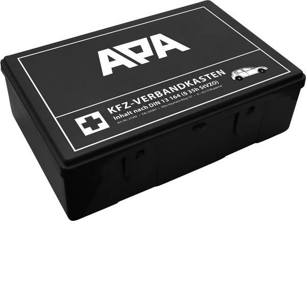 Prodotti assistenza guasti e incidenti - Cassetta di pronto soccorso APA 21093 Automobile (L x A x P) 25.5 x 8 x 16.5 cm -