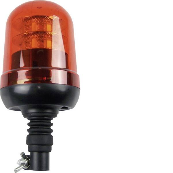 Lampeggianti e luci di segnalazione - Berger & Schröter Luce a tutto tondo 20208 12 V, 24 V via rete a bordo Supporto Arancione -
