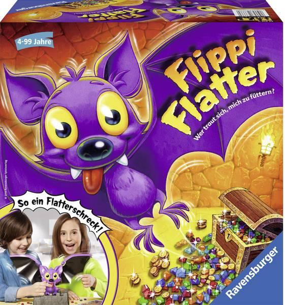 Giochi di società e per famiglie - Ravensburger Flippi Flatter -