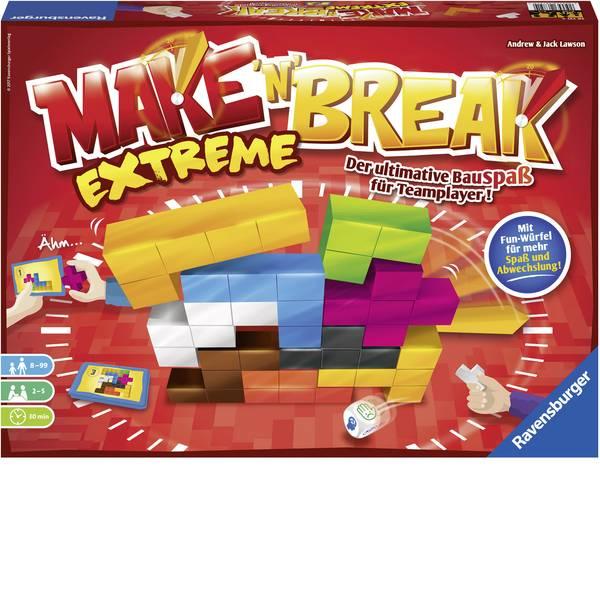 Giochi di società e per famiglie - Ravensburger Make n Break Extreme -