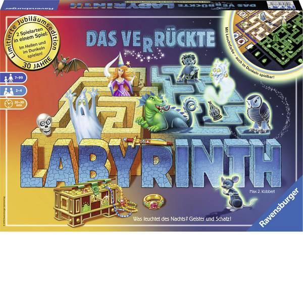 Giochi di società e per famiglie - Ravensburger il cane di labirinto 30 anni edizione anniversario -