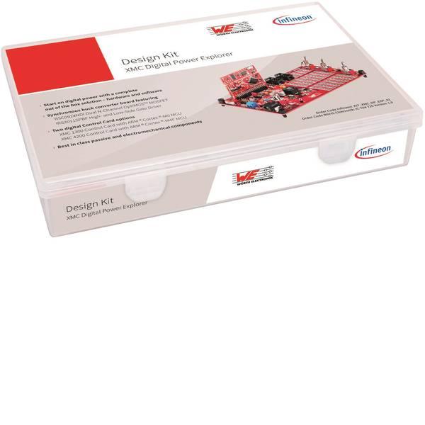 Kit e schede microcontroller MCU - Starter kit Würth Elektronik IC-744726 -
