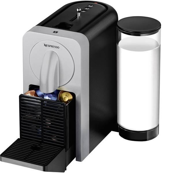 Macchine a capsule Nespresso - DeLonghi PRODIGIO EN170.S Argento-Nero Macchina per caffè con capsule -