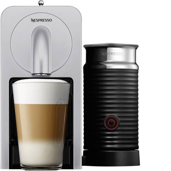 Macchine a capsule Nespresso - DeLonghi PRODIGIO EN 270.SAE Argento-Nero Macchina per caffè con capsule -