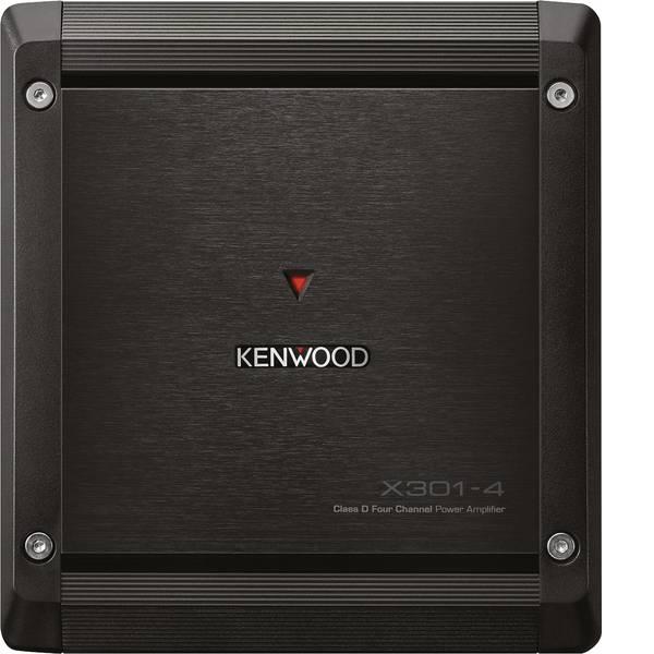 Amplificatori HiFi per auto - Kenwood X301-4 Amplificatore a 4 canali -