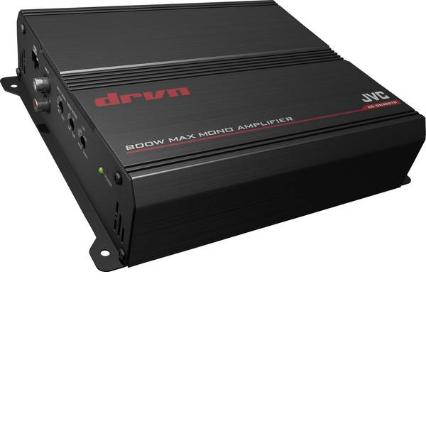 Amplificatori HiFi per auto - JVC KS-DR3001D Amplificatore a 1 canale 800 W -
