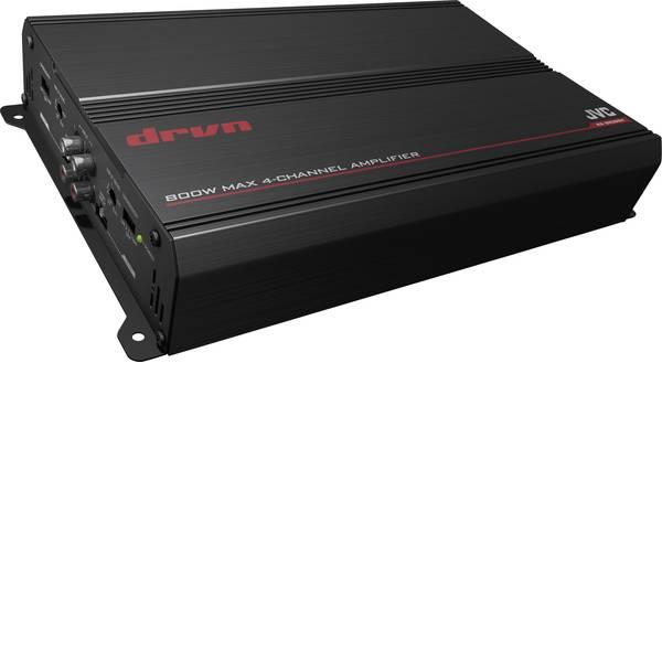 Amplificatori HiFi per auto - JVC KS-DR3004 Amplificatore a 4 canali 800 W -