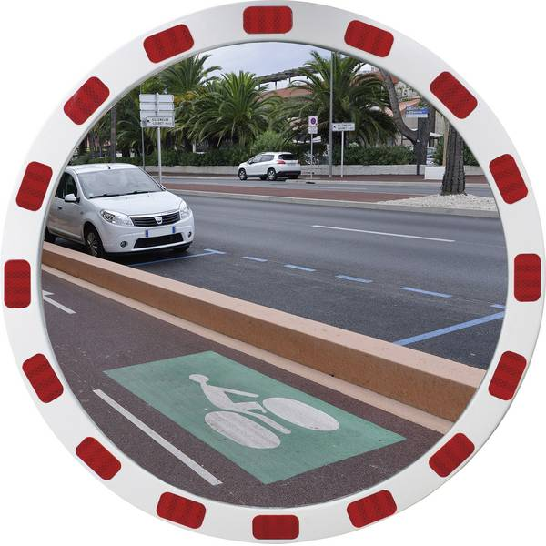 Specchi panoramici e di manovra - VISO MD60RB Specchio per traffico (Ø) 575 mm -