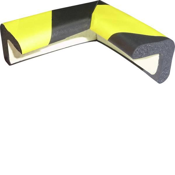 Protezioni per urti e collisioni - VISO PU30NJ Protezione nero, giallo (L x L) 30 mm x 30 mm -