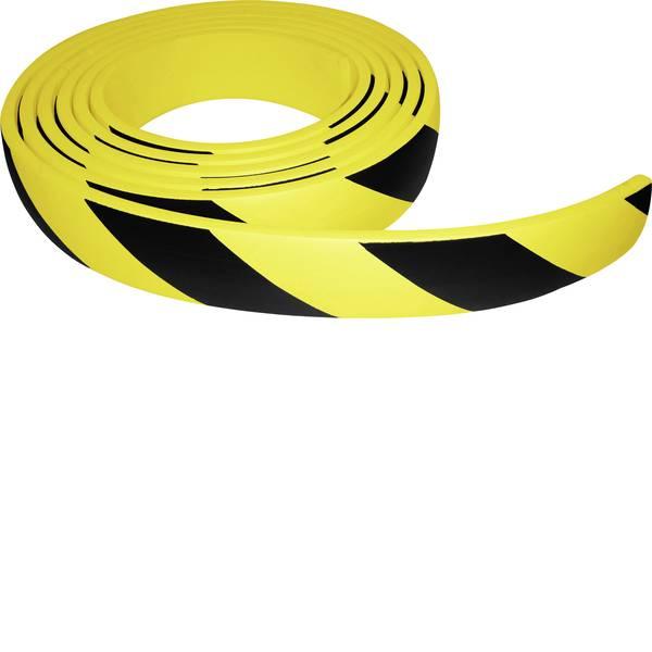 Protezioni per urti e collisioni - VISO PUC500NJ Protezione nero, giallo (L x L) 5 m x 60 mm -