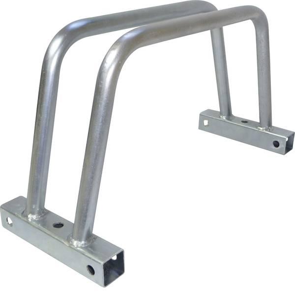 Supporti e cavalletti per biciclette - VISO VELO1 Rastrelliera Numero posti parcheggio=1 Acciaio Argento -