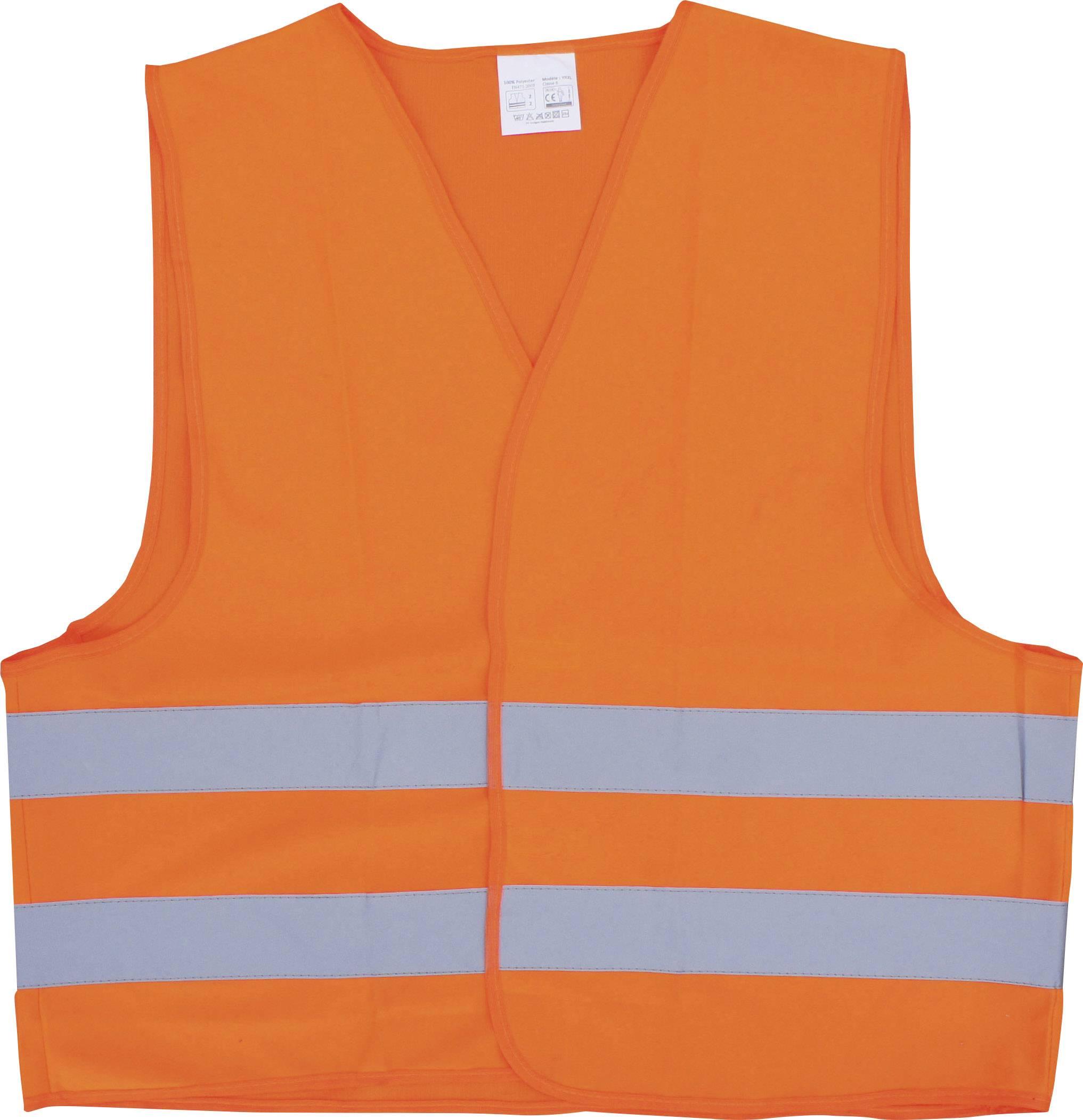 l'ultimo de008 547e9 VISO VRXL Giubbotto catarifrangente arancione EN 471
