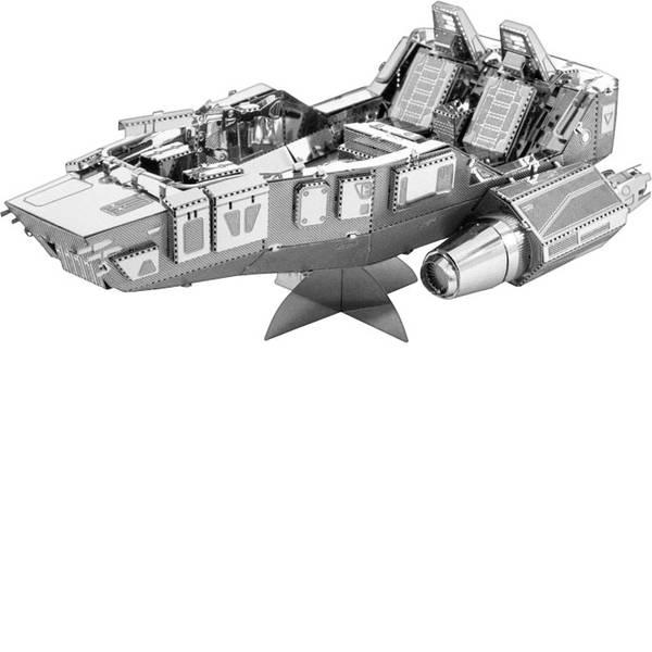 Kit di montaggio Metal Earth - Kit di metallo Metal Earth Star Wars First Order Snow Speeder -