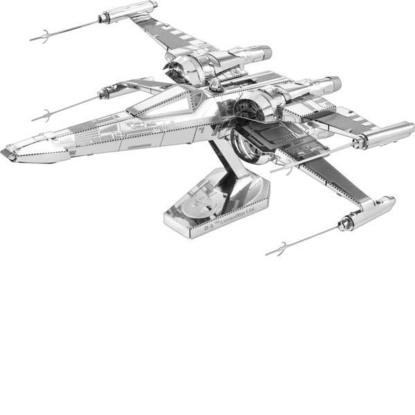 Kit di montaggio Metal Earth - Kit di metallo Metal Earth Star Wars Poe Dameron´s X-Wing Fighter -