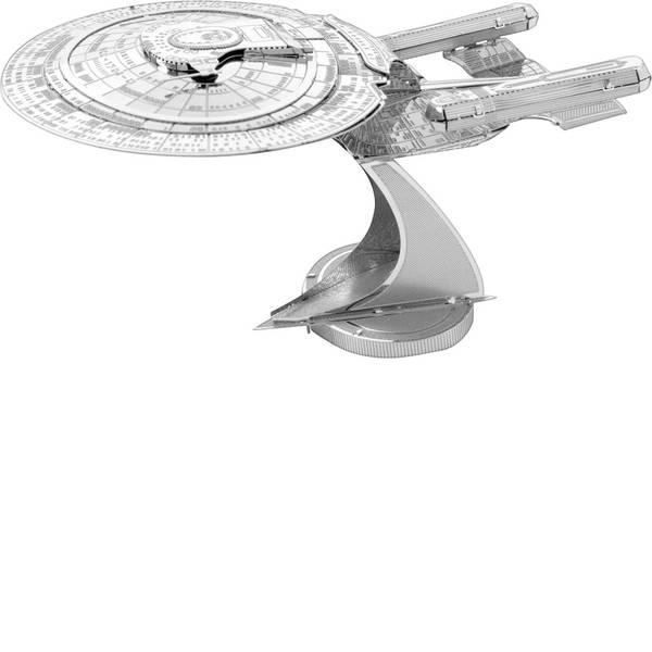 Kit di montaggio Metal Earth - Kit di metallo Metal Earth Star Trek USS Enterprise NCC-1701-D -
