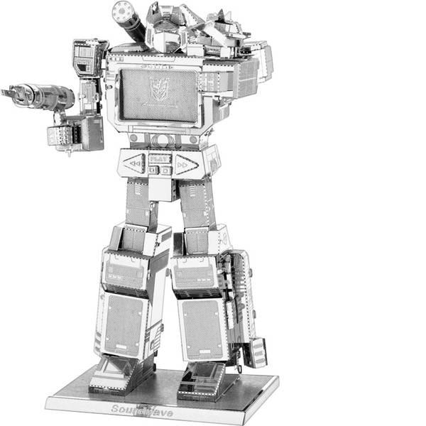 Kit di montaggio Metal Earth - Kit di metallo Metal Earth Transformers Soundwave -