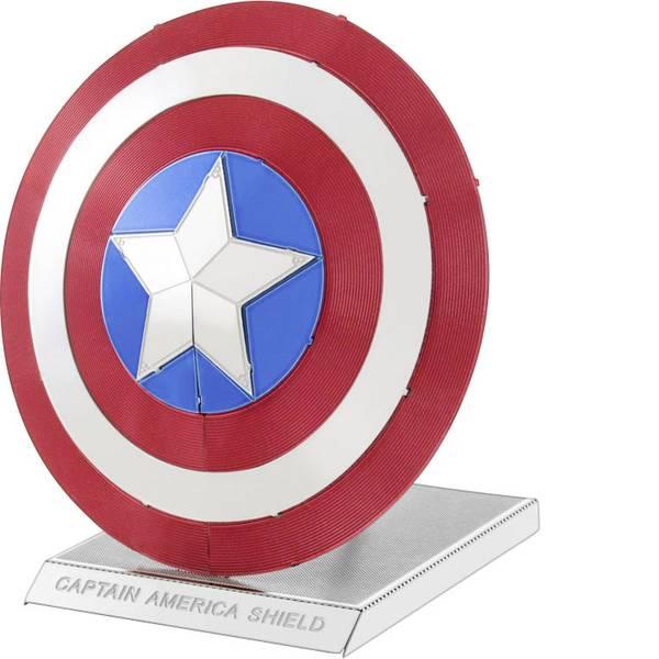 Kit di montaggio Metal Earth - Kit di metallo Metal Earth Marvel Avangers Captain´s America Shield -