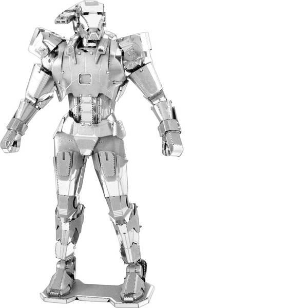 Kit di montaggio Metal Earth - Kit di metallo Metal Earth Marvel Avangers War Machine -