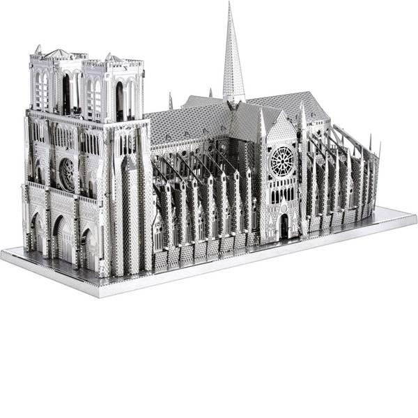 Kit di montaggio Metal Earth - Kit di metallo Metal Earth Notre-Dame -