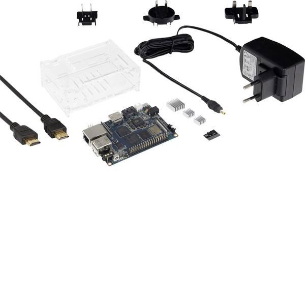 Schede di sviluppo e Single Board Computer - Banana Pi BPI-M3 BPI-M3 Starter 2 GB 8 x 2.0 GHz incl. cavo di alimentazione, incl. cavo HDMI, incl. Noobs OS, incl.  -