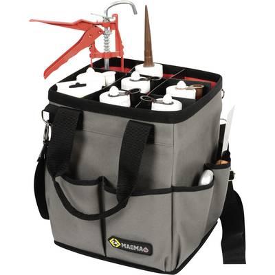 7b4683b412 Eccezionale borsa attrezzi 3 in 1 per completa flessibilità; Ripiegabile in  modo piatto e compatto per conservarla quando non è in uso; Fondo  estraibile per ...