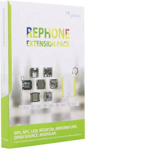 Kit esperimenti e pacchetti di apprendimento - Kit per costruire un cellulare Seeed Studio RePhone Extension Pack 113060004 -