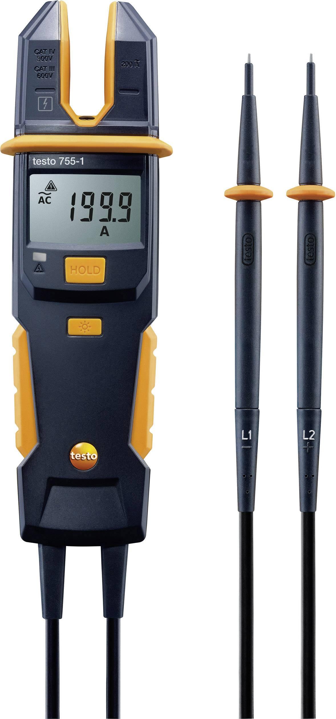 testo 755-1 Multimetro portati