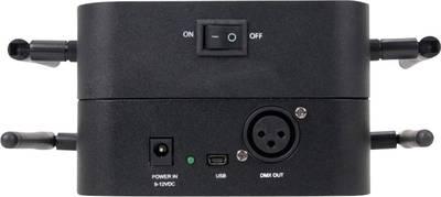 Interfaccia DMX ADJ AIRSTREAM BRIDGE 14 canali Predisposto per il WLAN